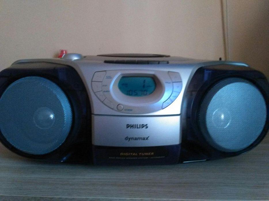 Radio-Cd PHILIPS portabil