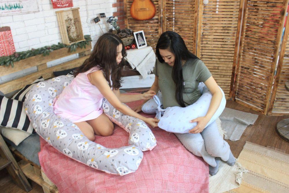 Подушка для беременных и кормящих Алматы - изображение 5