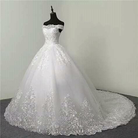 Vestido de noiva +saiote
