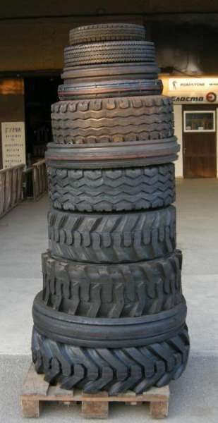 Външни гуми селскостопански,за прикачен инвентар,бобкат и багери