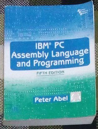 IBM PC Assembly Language and Programming, por Peter Abel, 5a Edição