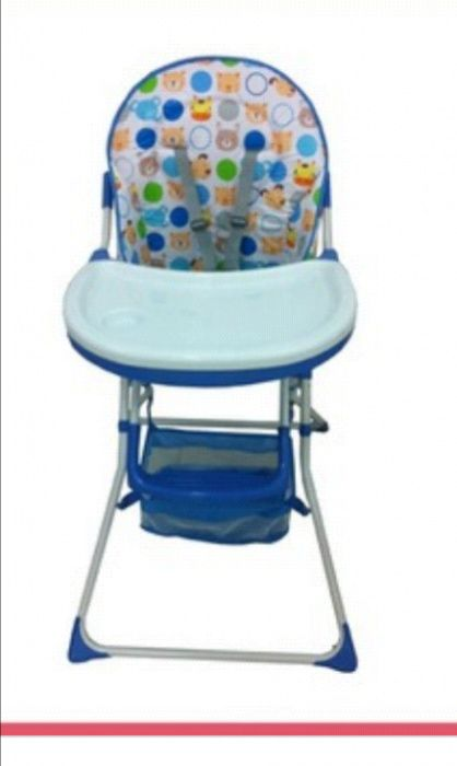 Cadeira de jantar bebê