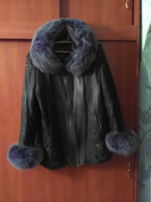 Куртка женская. Зима-осень