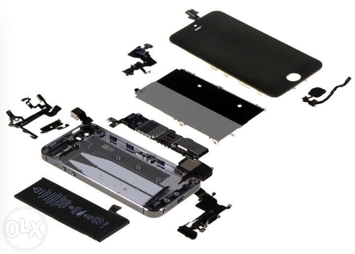Piese Componente iPhone X 8 7 6 5 s Buton on/off Baterie Mufa Display