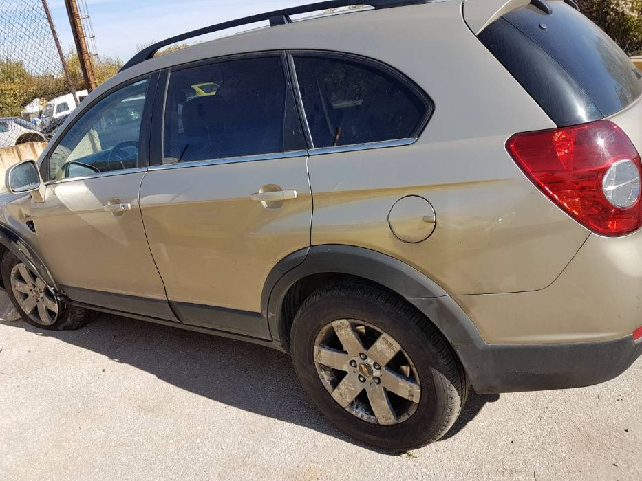 Chevrolet Captiva 2.0 TDI 2008 г. Шевролет Каптива на части
