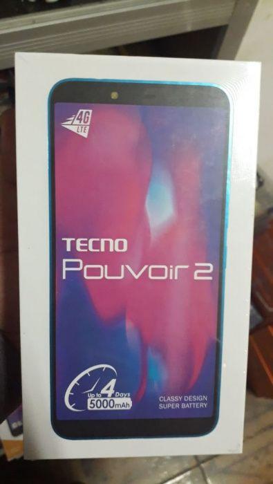 Tecno pouvoir2 ha bom preço