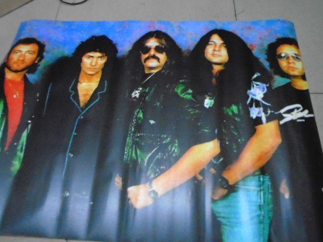 Постер (плакат) Deep Purple