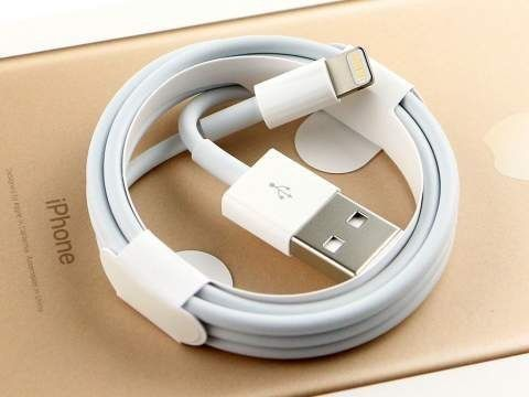 ОРИГИНАЛ USB шнур 1/2 метра iPhone 5-6-7-8-X/iPad/Samsung/LG/Lenovo