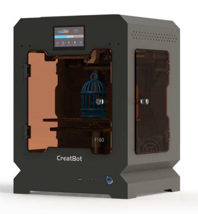 3Д Принтер Creatbot F160. FDM DLP SLA 3D Printer