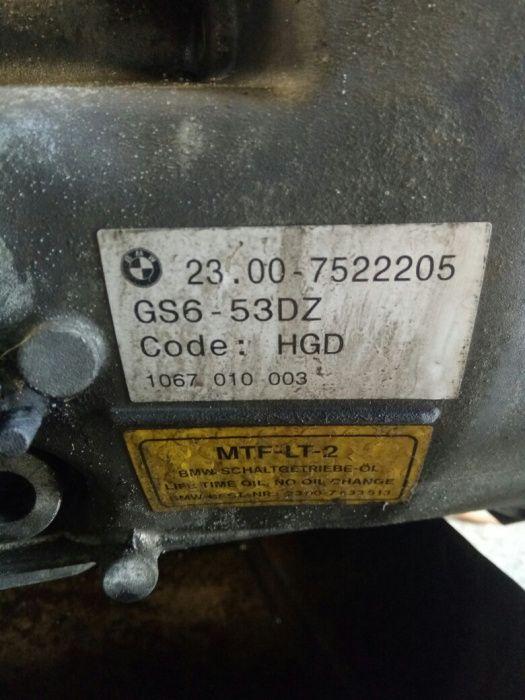 Cutie de viteze manuala Bmw E60 6 trepte 525d-530d (LCI)GS6-53DZ - HGD