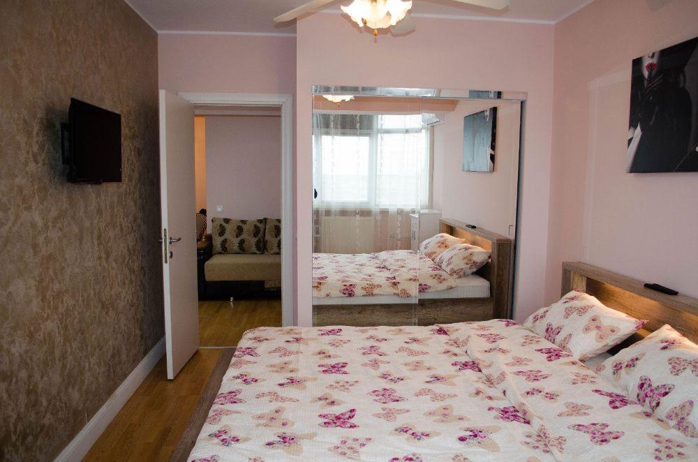 Apartament de lux 2 camere cazare regim hotelier cartier Nufarul Plaza