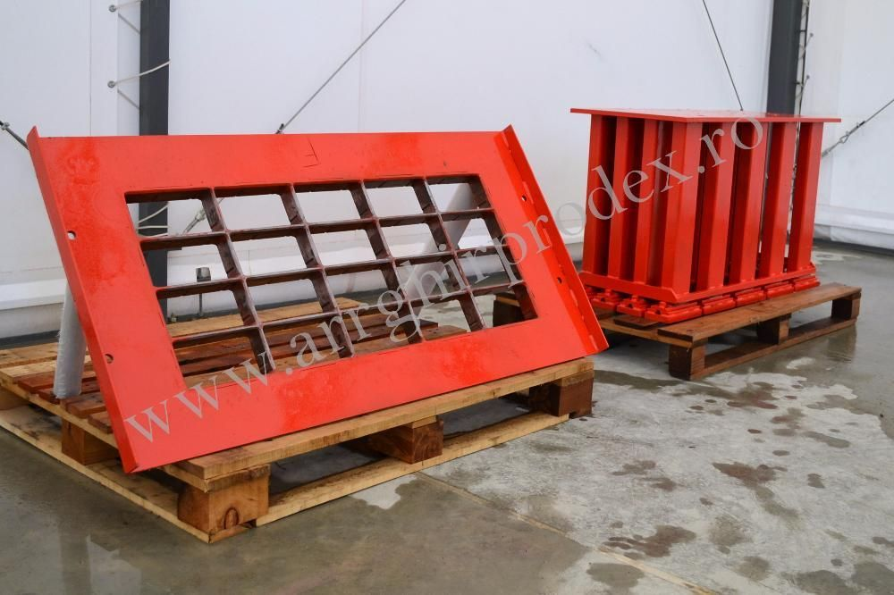 Matrite pavaje - pentru Prese Stationare Buzau - imagine 8