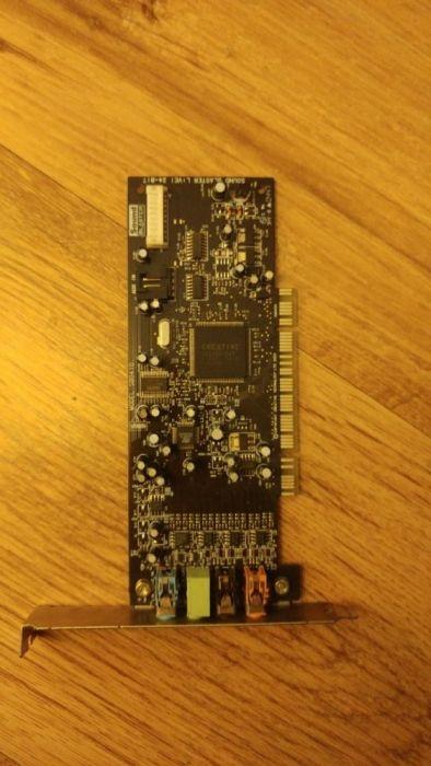 Vand placa de sunet Creative Sound Blaster Live! 24 Bit IDE