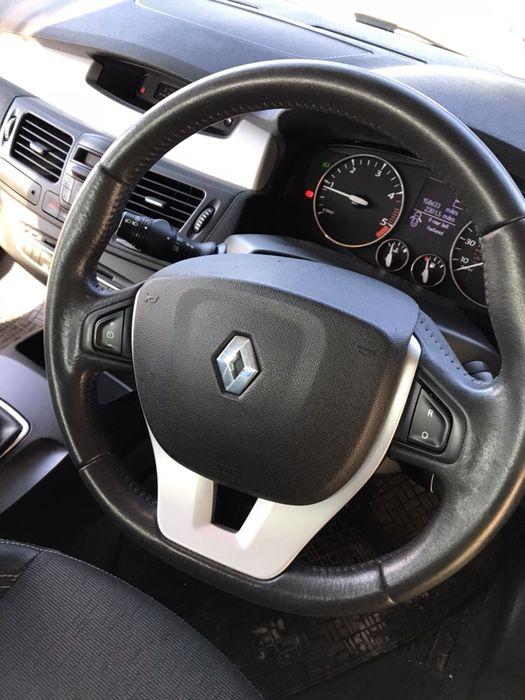 Volan piele cu comenzi și Airbag Renault Laguna 3