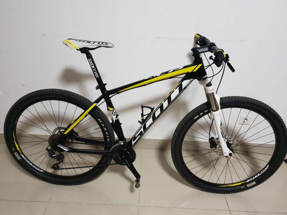 Bicicleta btt Scott