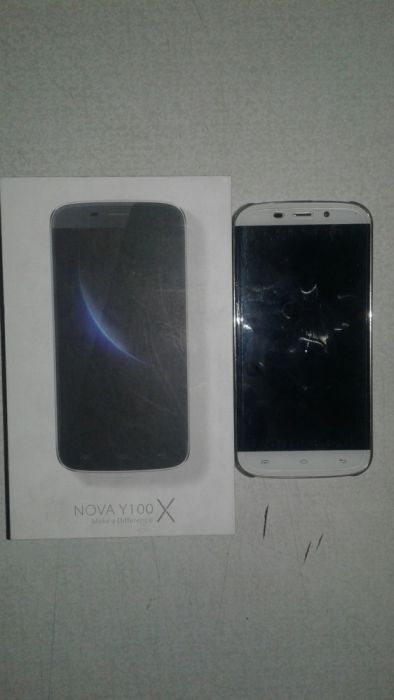 Продам смартфон doogee nova y100x