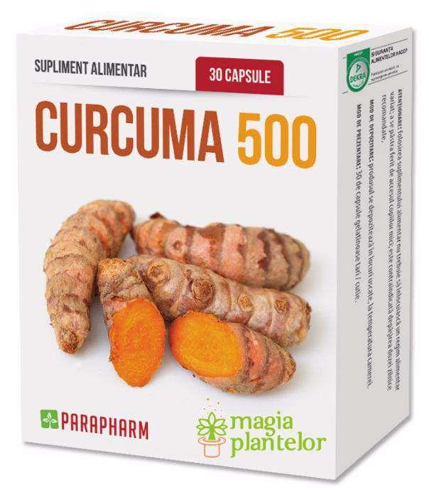 Curcuma 500 - 30CPS - QuantumPharm