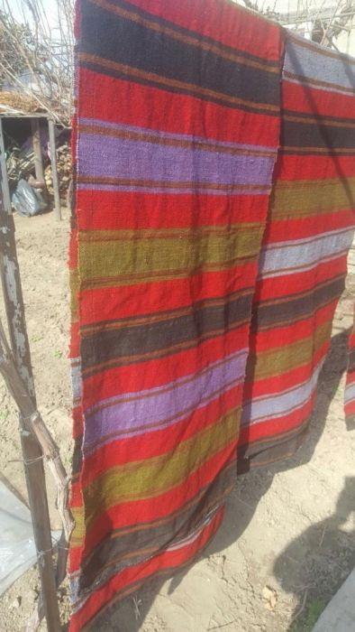 Тъкани черги и килими