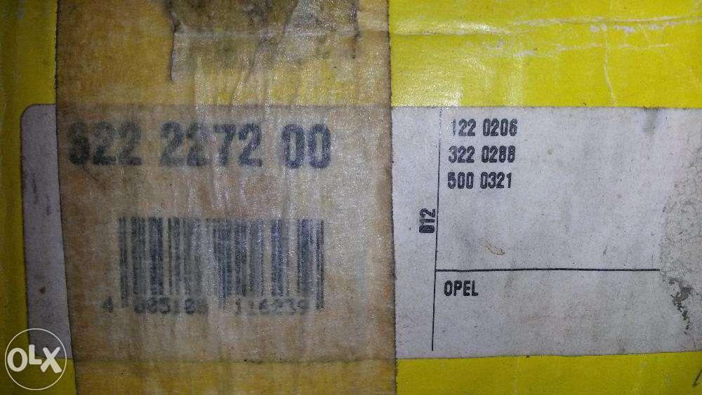 Set ambreiaj opel astra g 1.8 16 valve / 2.0 16 valve