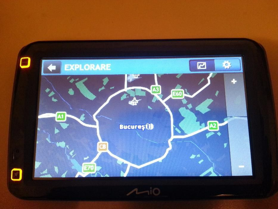 Navigatie GPS camion Mio 697 Full Europe TMC Bluetooth 128 MB RAM 4 GB