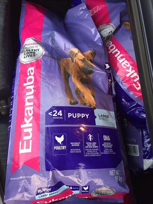 Vendo Ração Canina super nutritivas