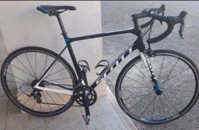 Bicicletas Scott Speed Relator
