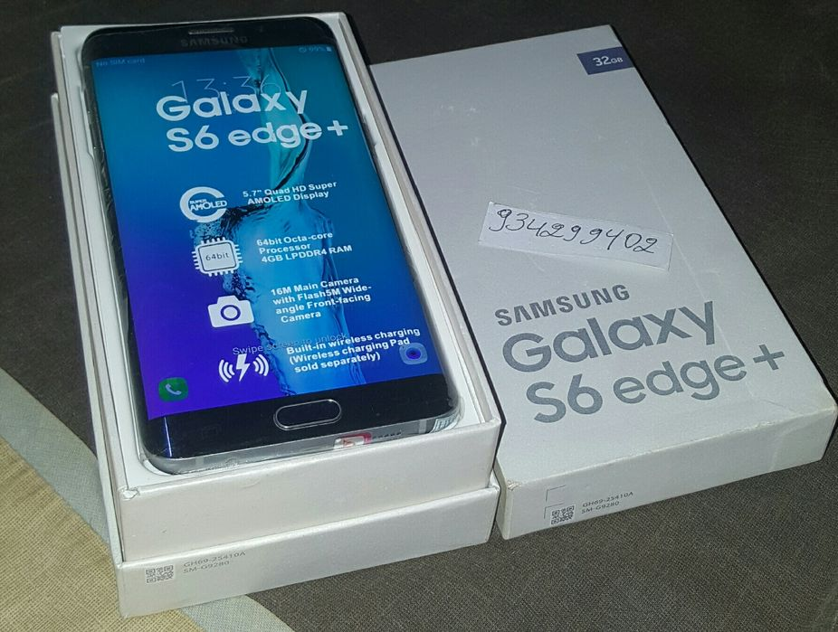 Samsung Galaxy s6Edge +
