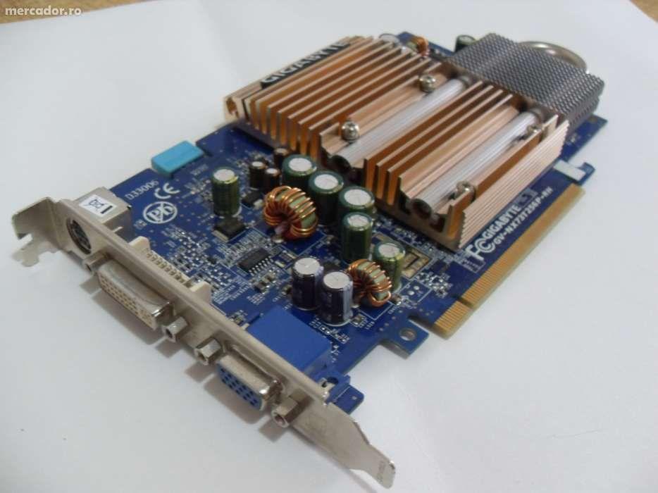 Placa video GeForce 7300 GT 256 MB >> defecta <<