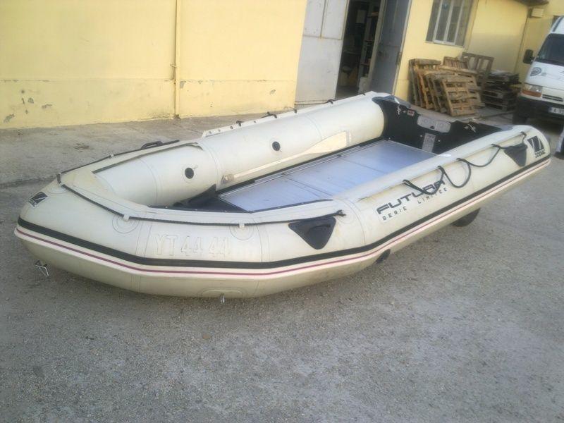 Надуваема лодка ZODIAC /FUTURA