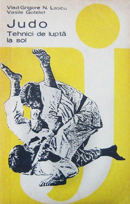 Carte Judo tehnici de lupta la sol