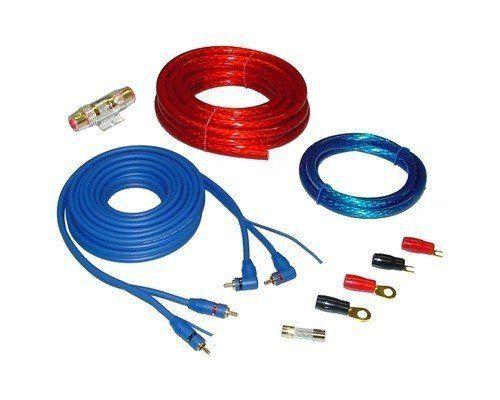 KIT Cabluri Amplificator Auto Subwoofer AUXILIARE