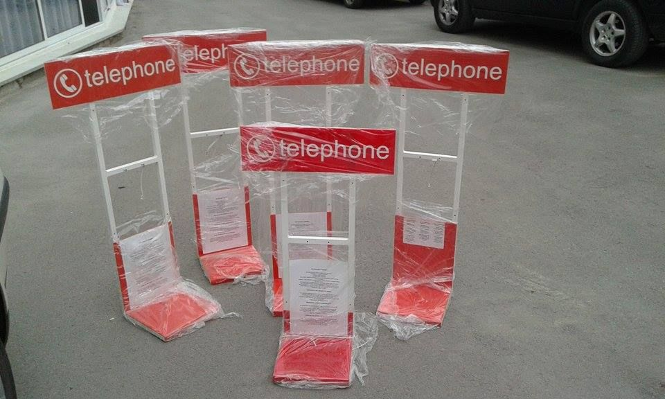 Поставка за телефон