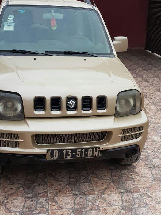 Suzuki jinmy cx automático