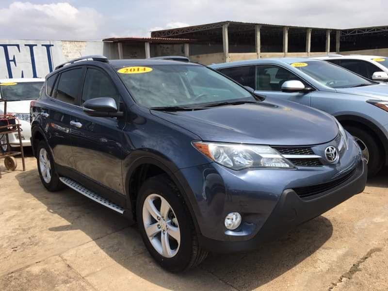 Toyota Rav4 Familiar full option
