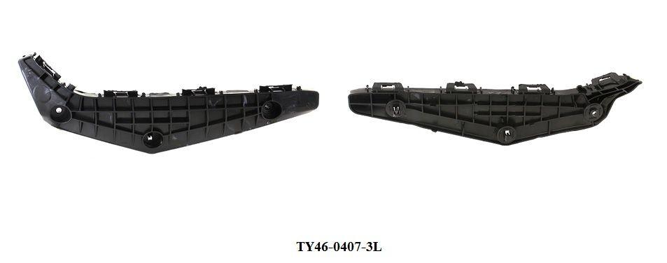 Крепления переднего на Toyota Highlander '11-