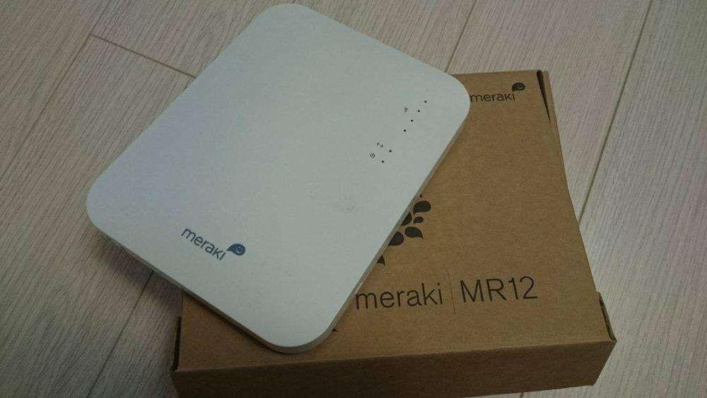 WiFi Access Point Cisco-Meraki MR12