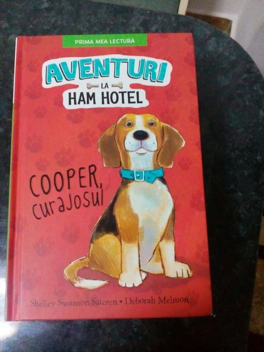 Aventuri la Ham Hotel Cooper curajosul