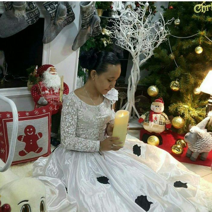 Здравствуйте! Срочно продам бальное платье для танцев.