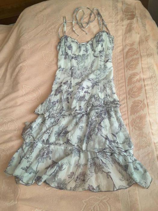 Летнее платье от фирмы Гота Р-р 42