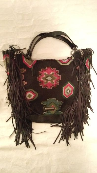 Geanta noua Steve Madden model aztec