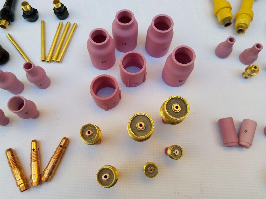Тиг/Виг консумативи за аргонови шлангове.Дюзи стъклени и керамични гр. Пазарджик - image 7
