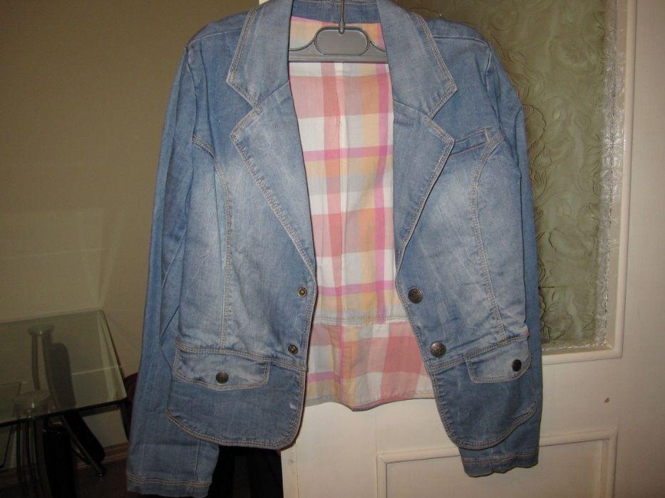 Sacou jeans fete