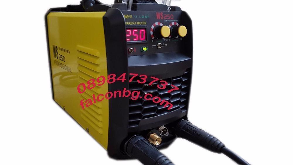 WS-250 Инверторен електрожен с функция аргон
