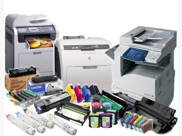 Ремонт принтеров, компьютеров, ноутбуков. Заправка картриджей.