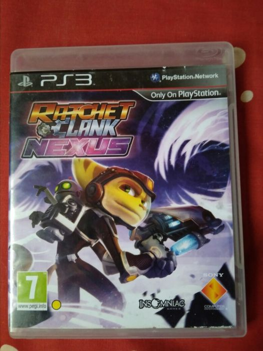 Ratchet & Clank Nexus PS3