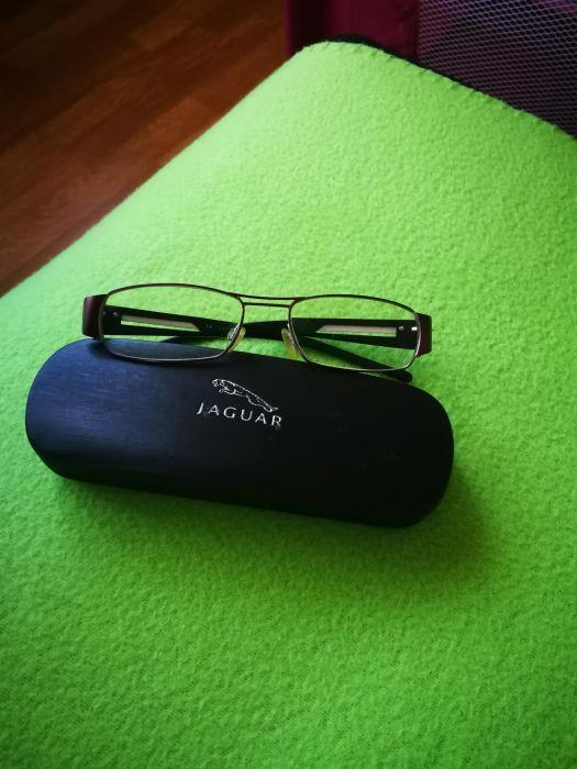 Диоптрична рамка за очила Ягуар