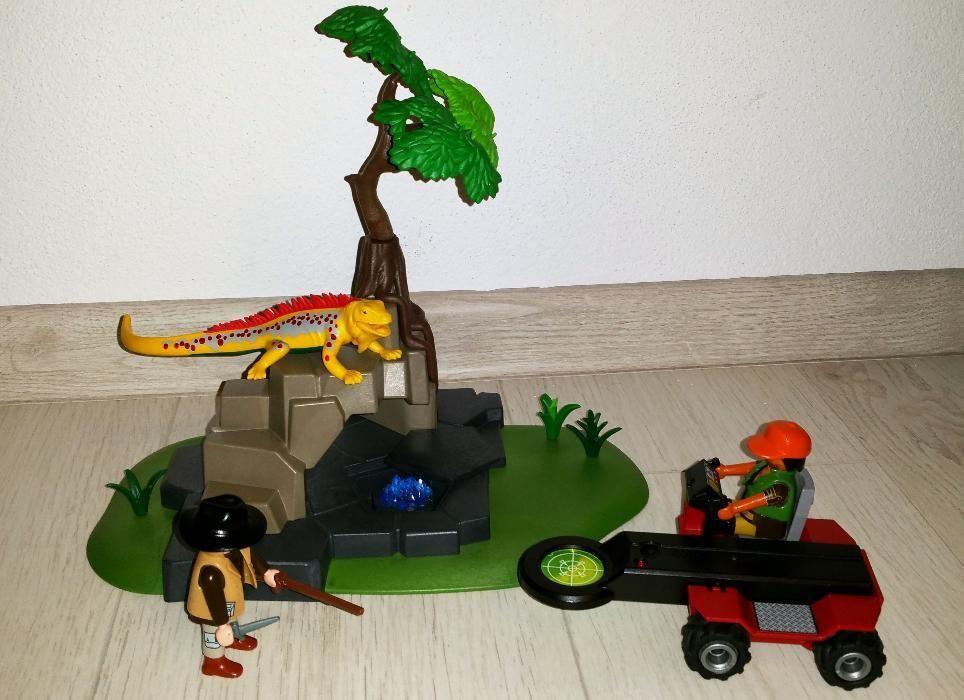 Playmobil - Vanatorii de comori cu detector de metale