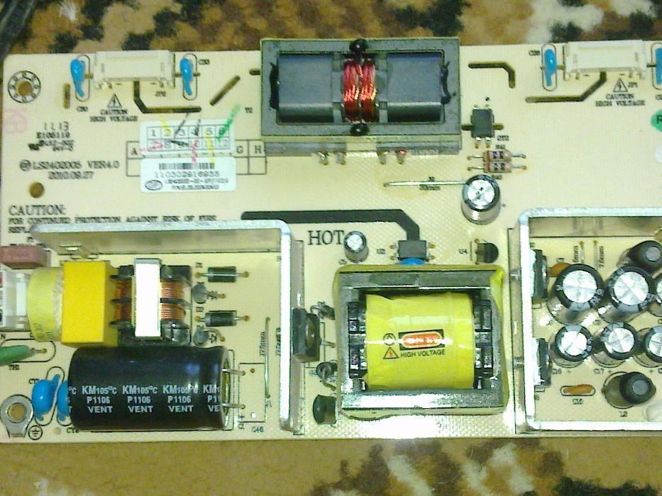 Sursa LCD model LS2402005 VER4.0