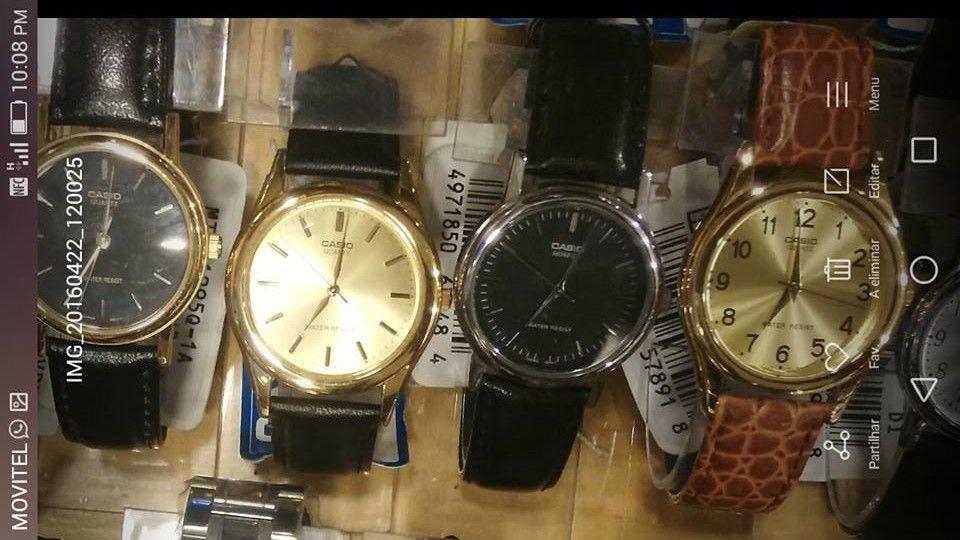 Relógios CASIO LD