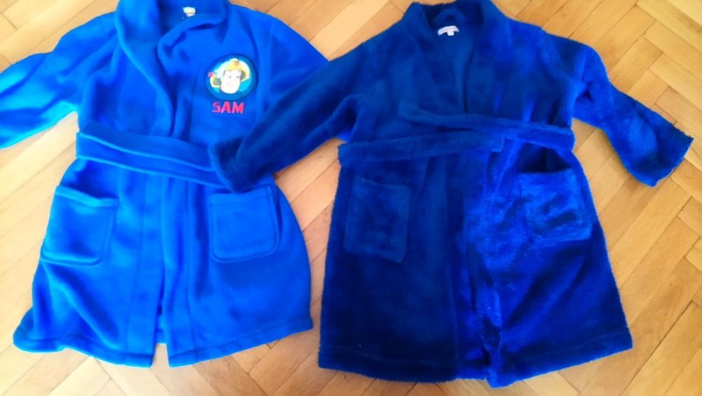 Детски халати маркови